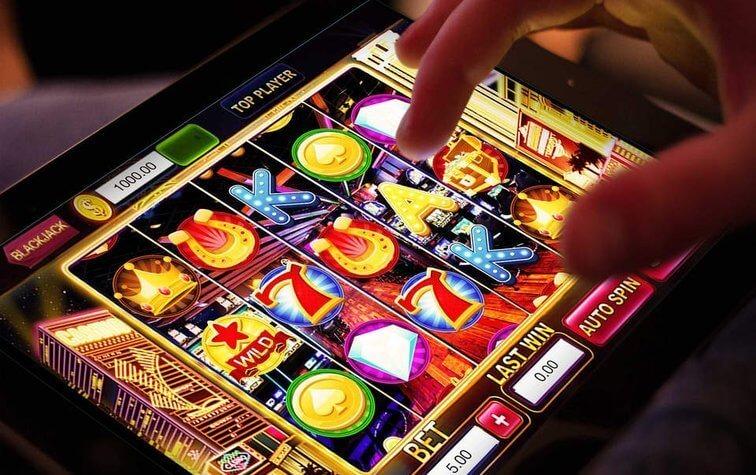 Онлайн-казино Vavada приложение на смартфоне