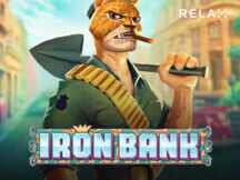 Видеослот Iron Bank бонусы за регистрацию