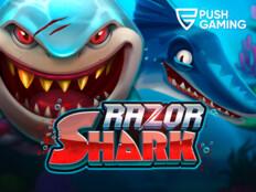 Razor Shark: обзор интернет-слота с 5 барабанами и 20 линиями