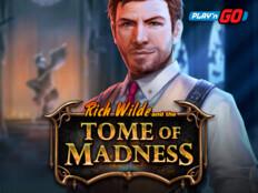 Игровой слот Rich Wilde and the Tome of Madness с высоким RTP до 96,59%