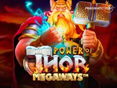 Игровой слот Power of Thor Megaways