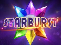 Игровой автомат (слот) StarBurst от провайдера NetEnt