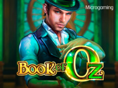 Игровой автомат Book of Oz играть бесплатно