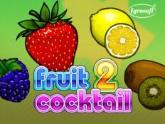 Автомат Клубнички 2 (Fruit Cocktail 2) на реальные денги